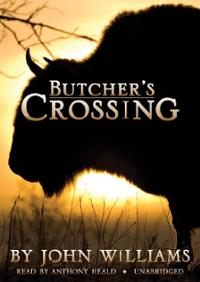 butchers crossing john williams cd cover art