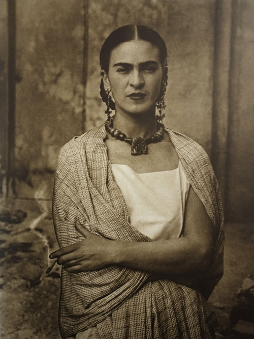 Frida Kahlo by Guillermo Kahlo 3